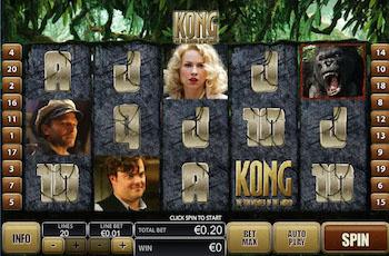 kostenlos spielen king kong
