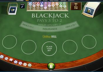 Jugar blackjack en linea gratis