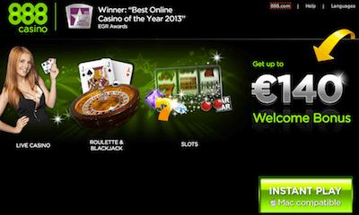 online casino888